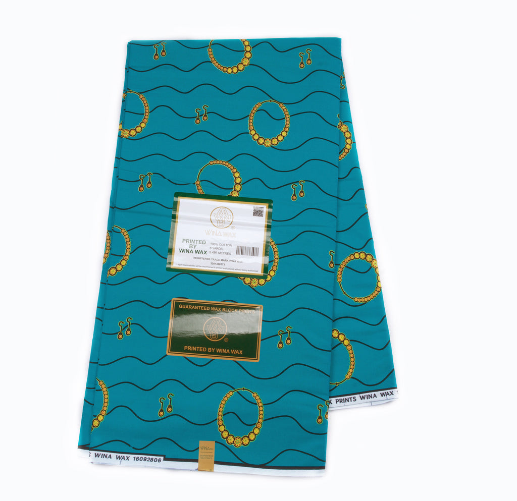 Winawax Eden Collection Teal