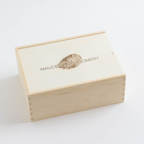 Signature Artisanal Wooden Box