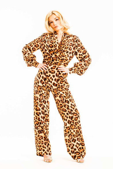 Jumpsuit-Brown-Leopard-Print