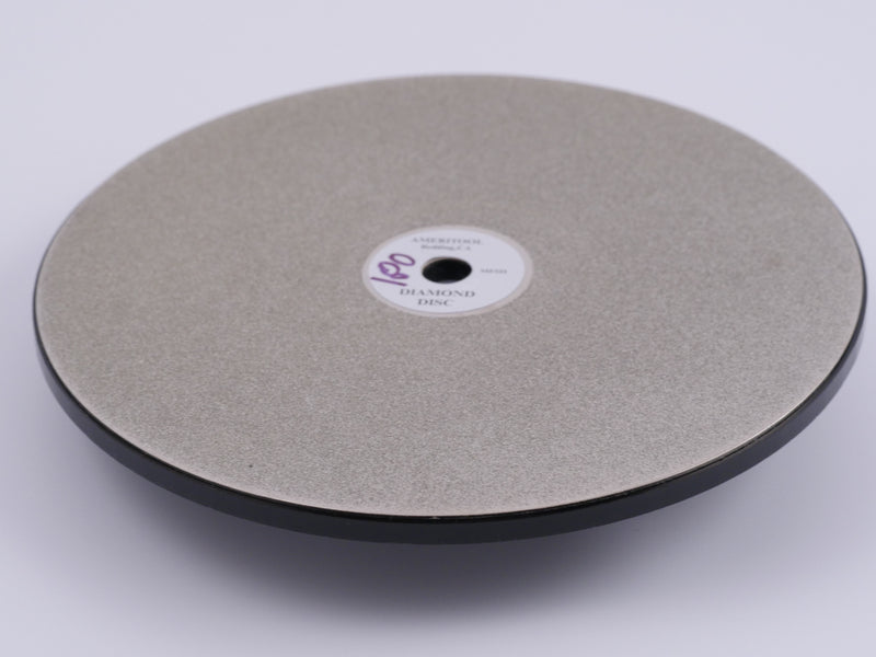8 Inch Diamond Discs - Ameritool Inc.