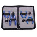 4 Pc Beginner Jewelry Tool Kit (Blue) - Ameritool Inc.