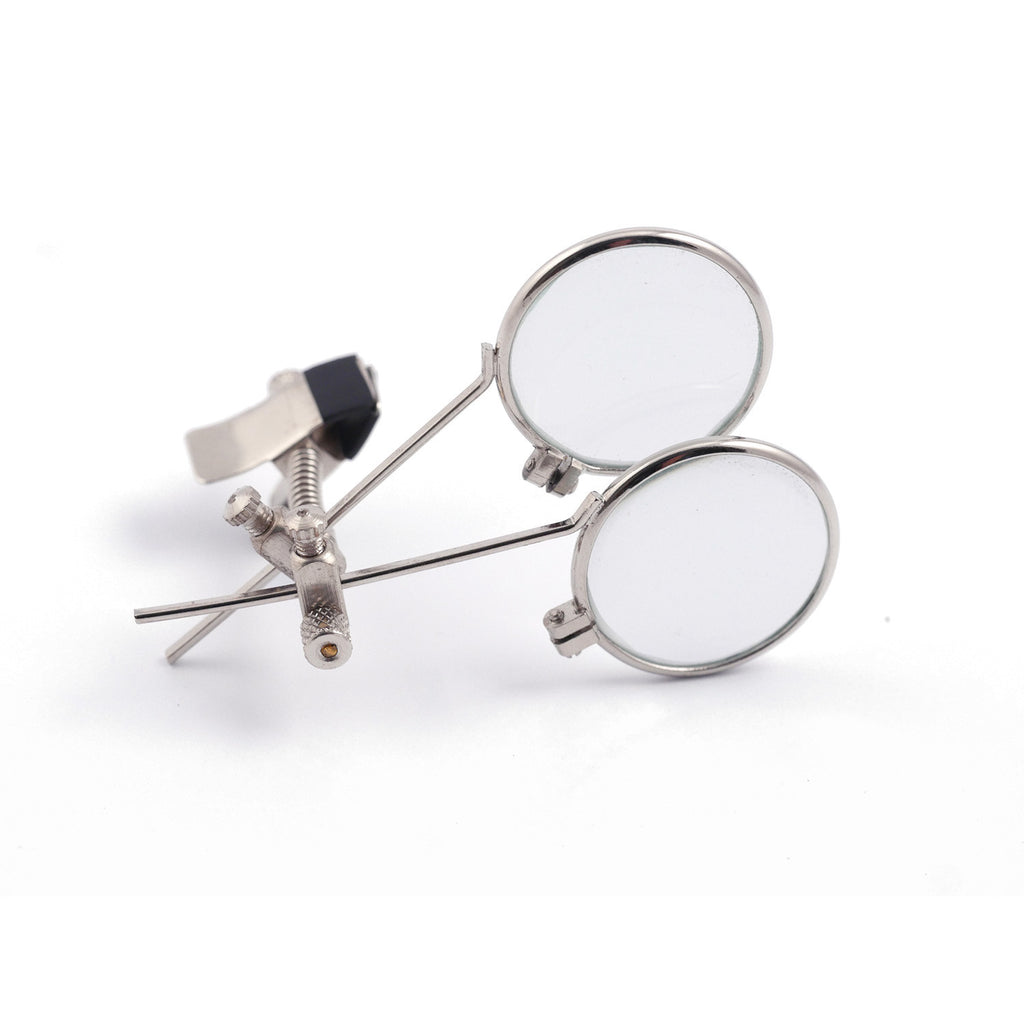 3.3x3.3 Clip-On Duel Lens