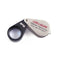 10x21mm Triplet Jewelers Illuminated UV/LED Loupe - Ameritool Inc.