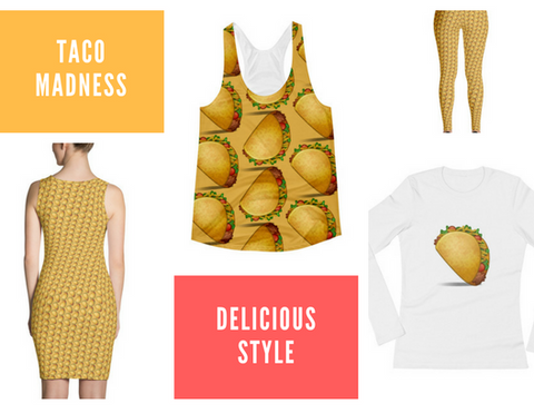 Taco Madness Collection Matlock Trading Company