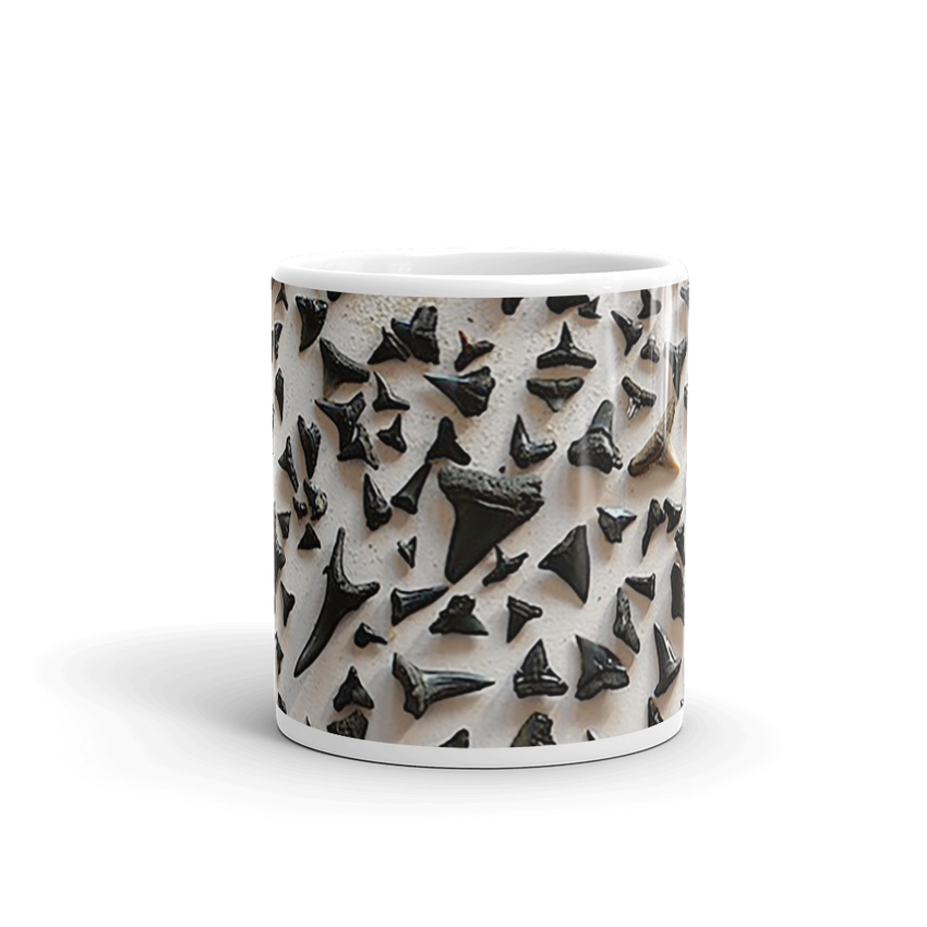 Shark Teeth Mug - Matlock Trading Company