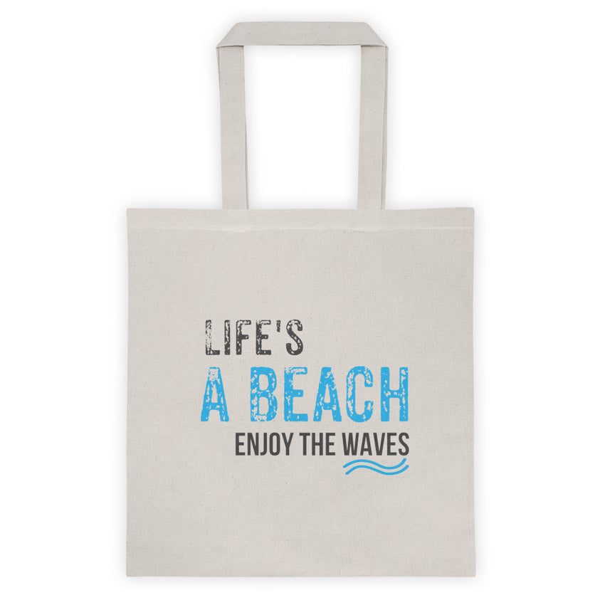 LIfe's A Beach Tote bag - Matlock Trading Company