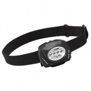 Princeton Tec QUAD Industrial Headlamp - Black