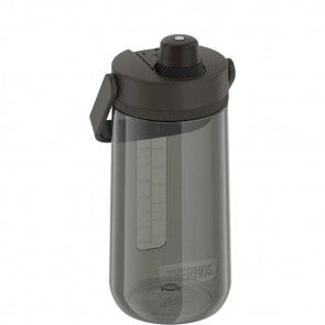 Thermos 40 oz Hard Plastic Hydration Bottle w Spout Black