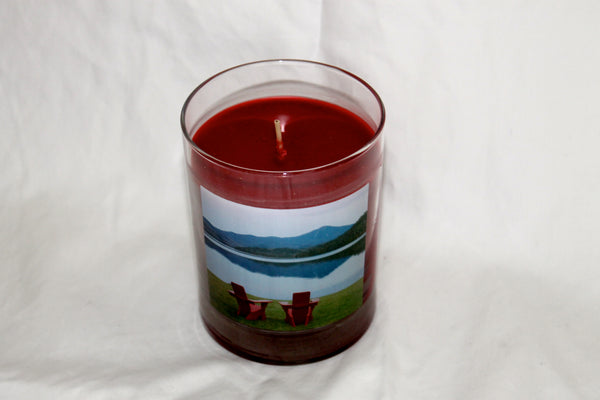 Adirondack Chair Candle