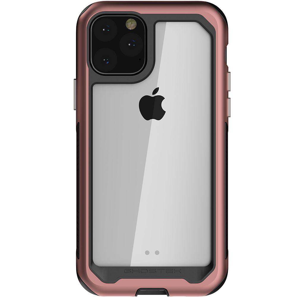ATOMIC SLIM 3 for iPhone 11 / XI  - Military Grade Aluminum Case [Pink]