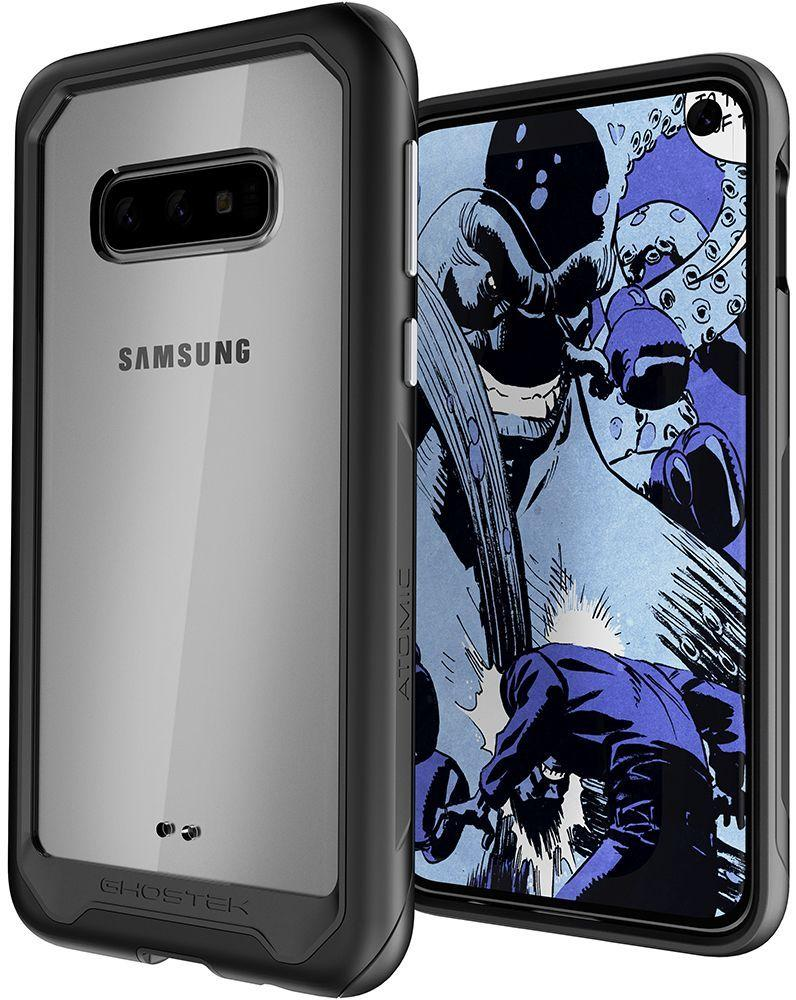 Galaxy S10e Military Grade Aluminum Case | Atomic Slim 2 Series [Black]