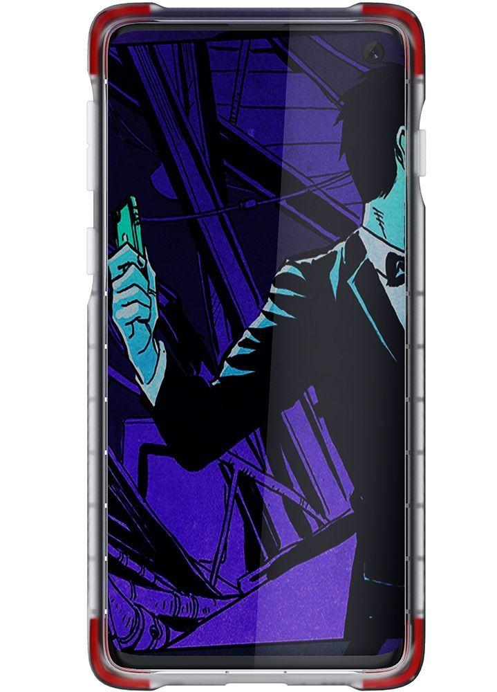 Galaxy S10 Clear-Back Protective Case | Covert 3 Series [Clear]