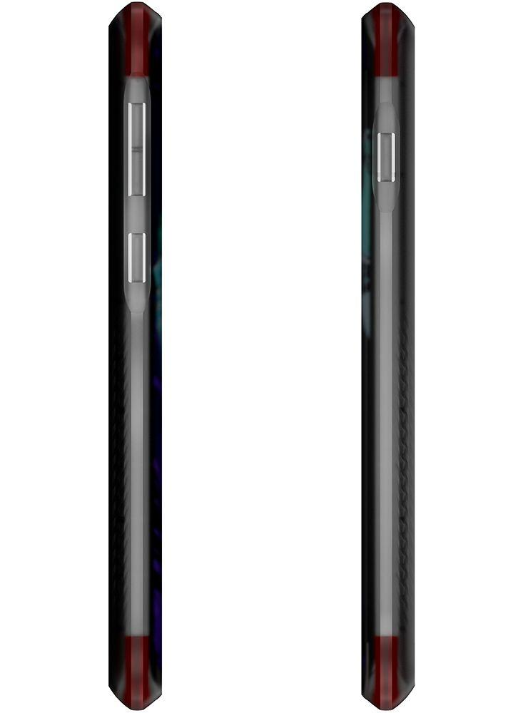 Galaxy S10 Clear-Back Protective Case | Covert 3 Series [Black]