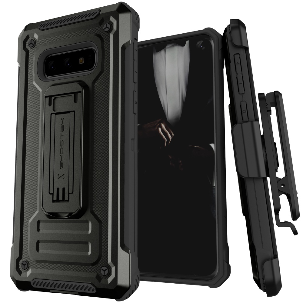 Ghostek IRON ARMOR2 for Galaxy S10e [Black]