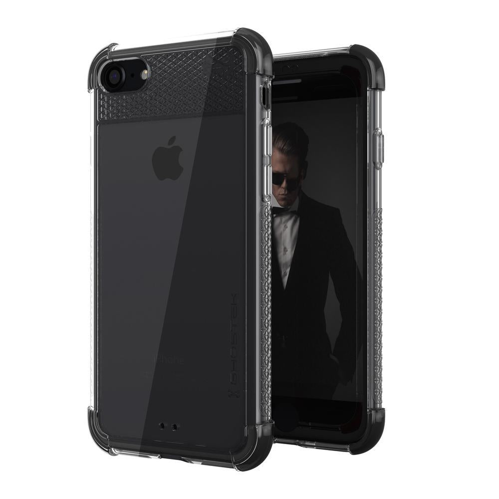 iPhone 7 Case, Ghostek® Covert 2 Series Military Drop Tested | Black