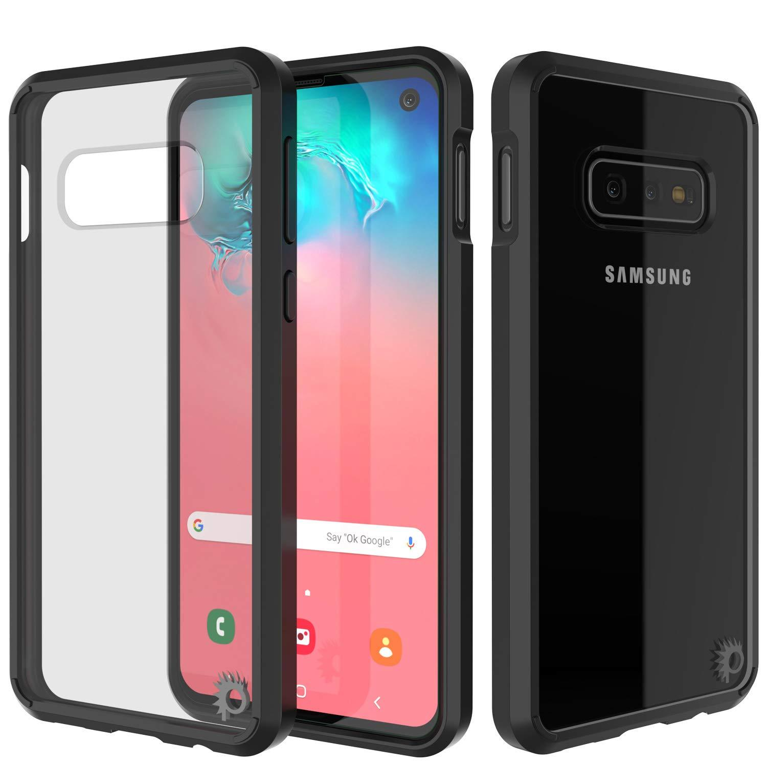 S10e Case Punkcase® LUCID 2.0 Black Series w/ PUNK SHIELD Screen Protector | Ultra Fit