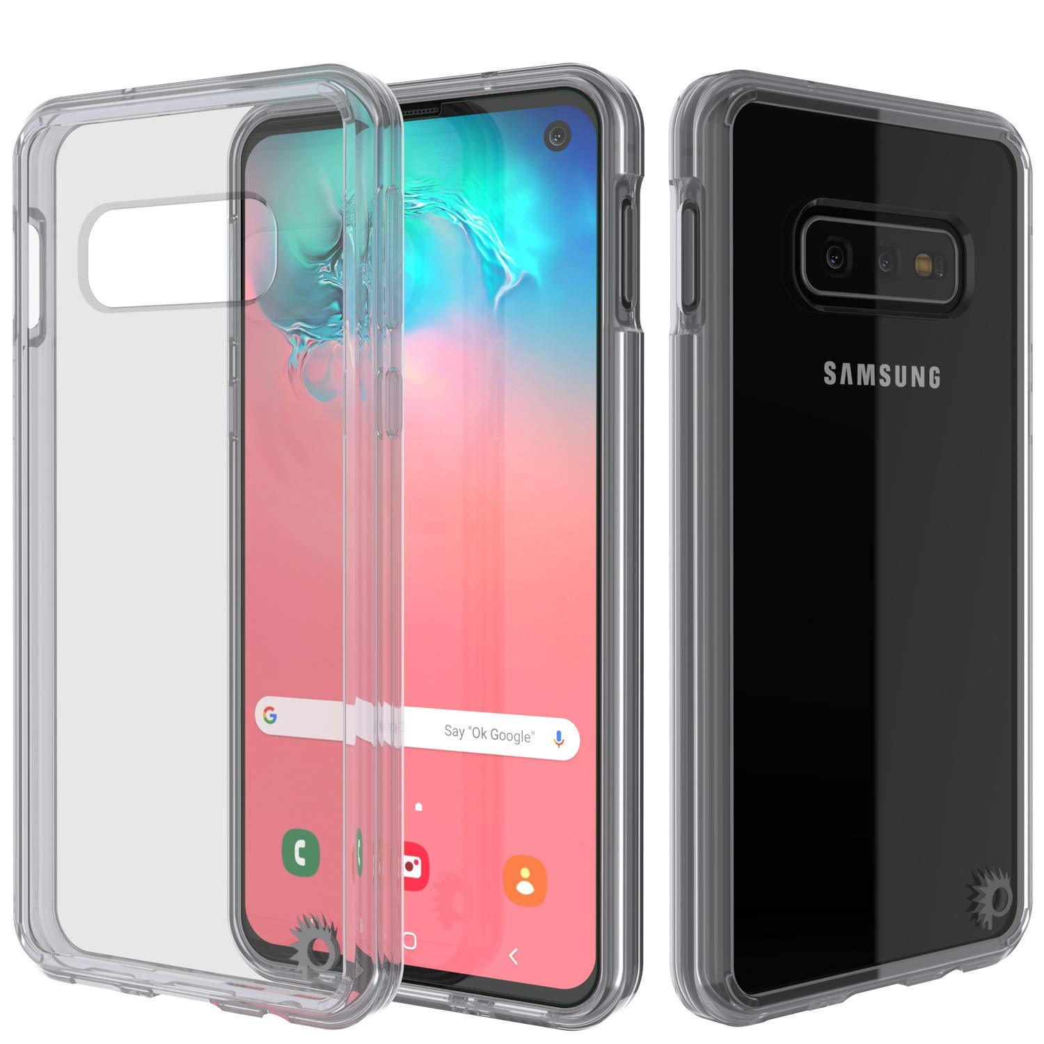 S10e Case Punkcase® LUCID 2.0 Clear Series w/ PUNK SHIELD Screen Protector | Ultra Fit