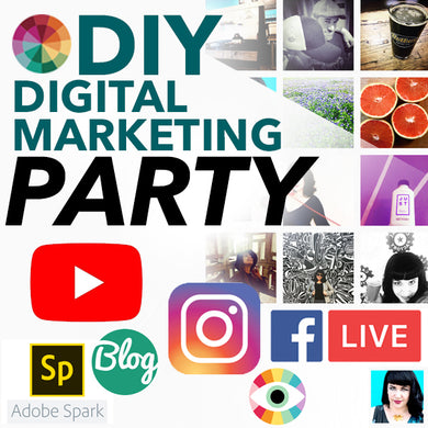 DIY DIGITAL MARKETING PARTY