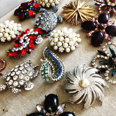 Brooches & Lapel Pins