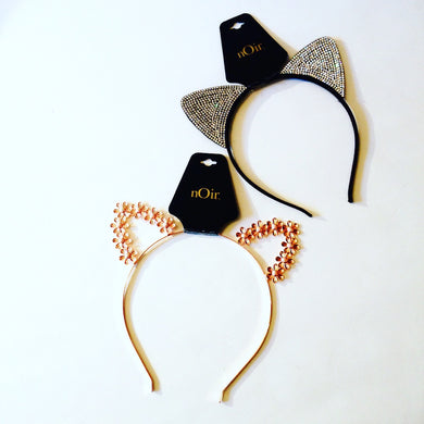 Unique Cat Ears Headbands