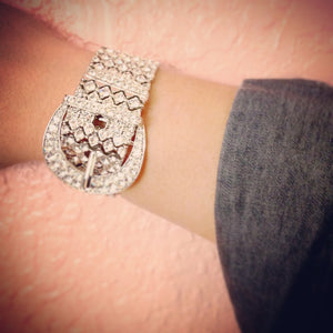 Extra Bling Diamond Bracelet