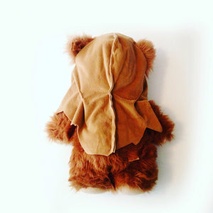 1983 Kenner Ewok Doll Vintage Star Wars Toy