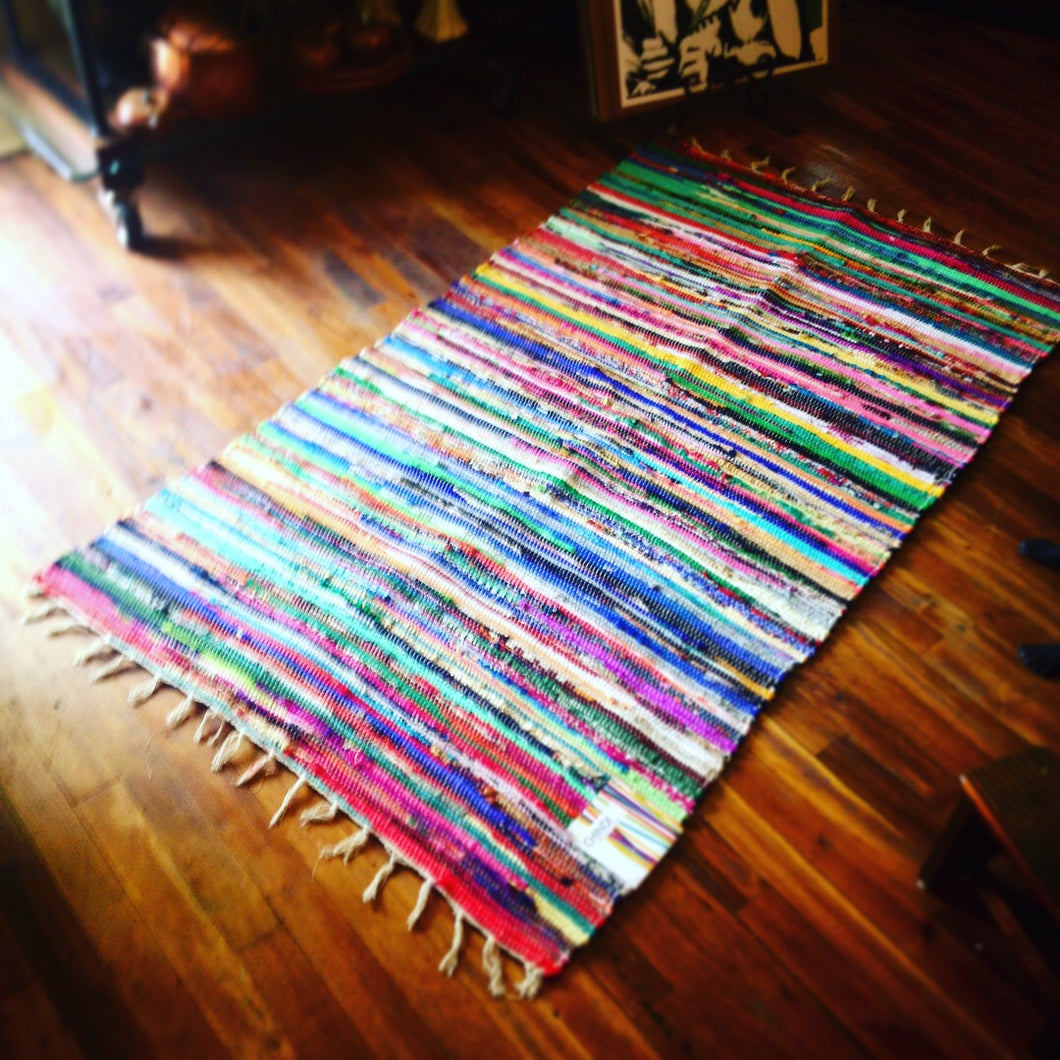 Light Colorful Rug