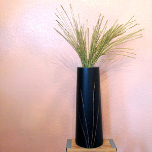 Black Decor Vase