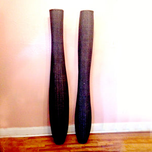 Wicker Vase Art Decor Set 6ft.