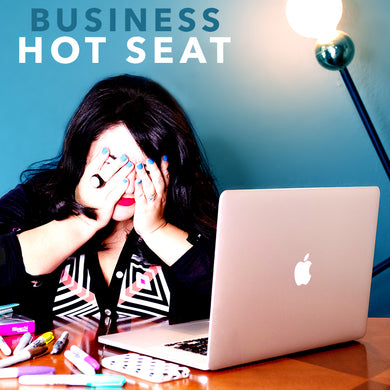 BUSINESS HOT SEAT PARTY
