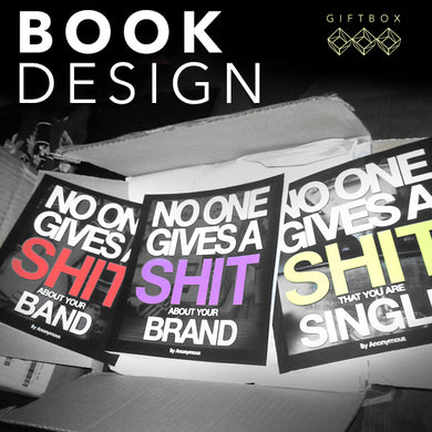 BOOK DESIGN BOX