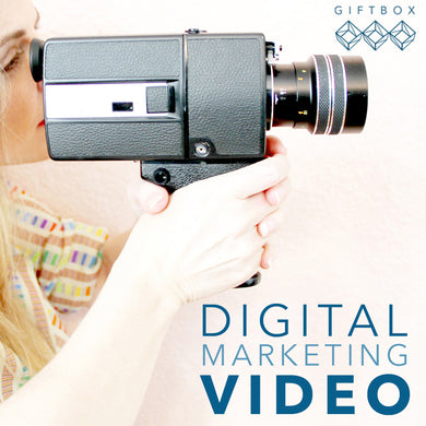 DIGITAL MARKETING VIDEO BOX