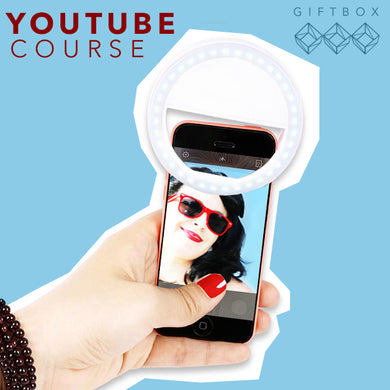 YOUTUBE COURSE BOX