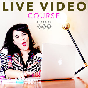LIVE VIDEO COURSE BOX