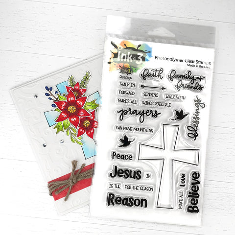 Blessings Coordinating Die Cut