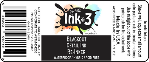 Blackout Re-Inker