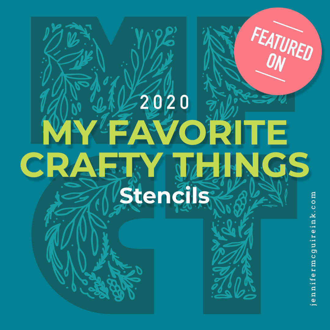 Jennifer Mcguire My Favorite Crafty Things