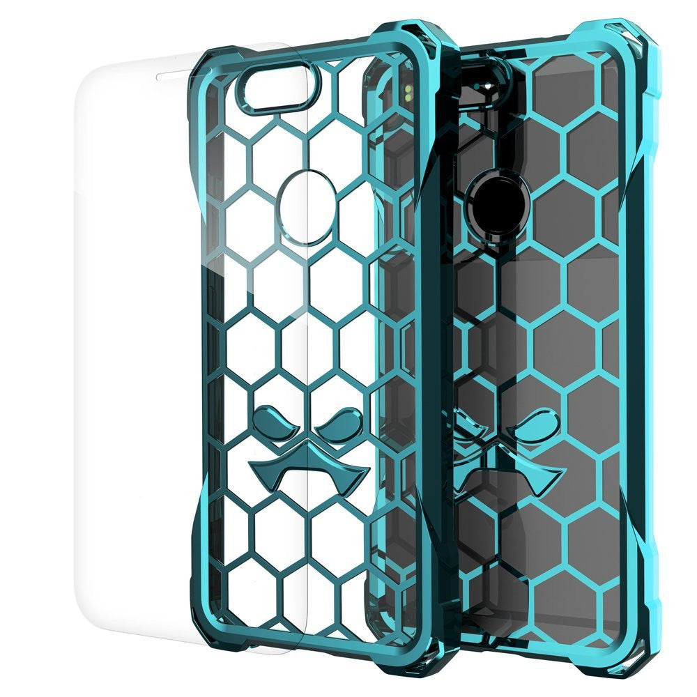 Google Pixel Case, Ghostek® Covert Teal, Premium Impact Protective Armor | Lifetime Warranty Exchange