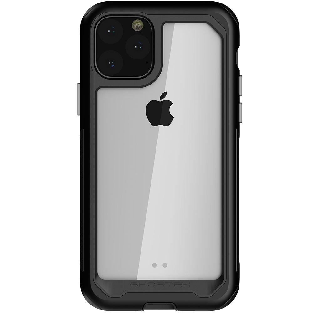 ATOMIC SLIM 3 for iPhone 11 / XI  - Military Grade Aluminum Case [Black]