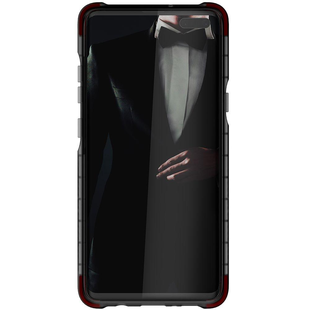 COVERT 3 for Galaxy S10 5G Ultra-Thin Clear Case [Smoke]