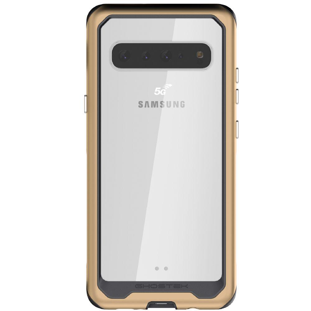 Atomic Slim 2 for Galaxy S10 5G - Military Grade Aluminum Case [Gold]