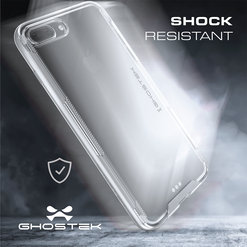 iPhone 8+ Plus Case, Ghostek Cloak 3 Series  for iPhone 8+ Plus  Case [ROSE PINK]