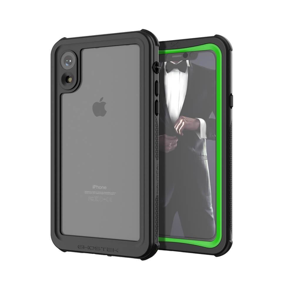 iPhone Xr  Case ,Ghostek Nautical Series  for iPhone Xr Rugged Heavy Duty Case |  Green