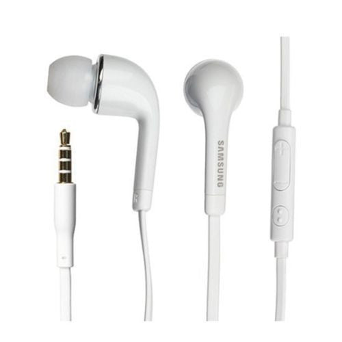 OEM Original Samsung Galaxy S2 S3 S4 S5 S6 Edge Headset Earphone Earbud White