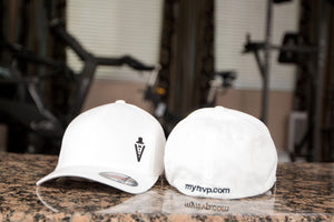 White MYRSVP Hat
