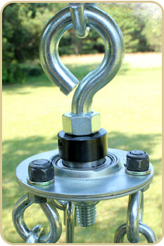 Spinner Swivel For Tire Swings