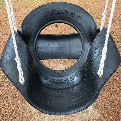 Easy Rider  - Tire Swing front view
