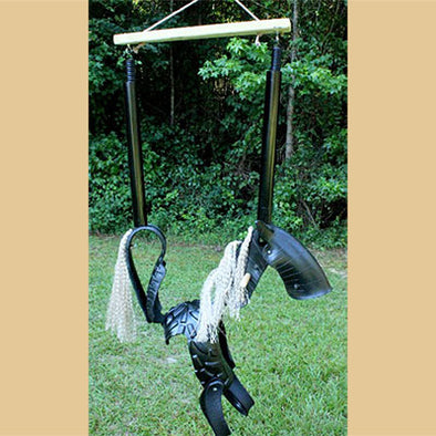 Jumping Stallion™ Double-Spring Horse Swing -- Ready To Hang