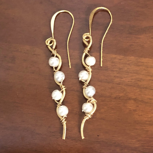 Elegant Dangle Earrings