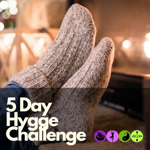 5 Day Hygge Challenge
